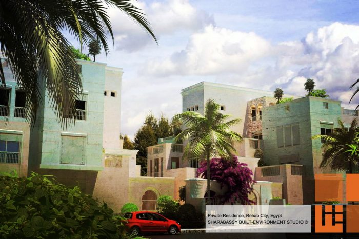Private Residence, Rehab City, Egypt